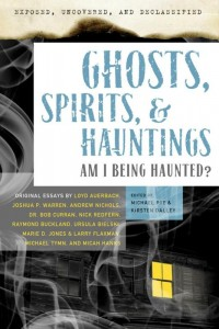 ghosts, spirits, & hauntings