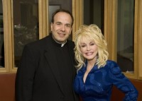 Fr. Jim and Dolly Parton